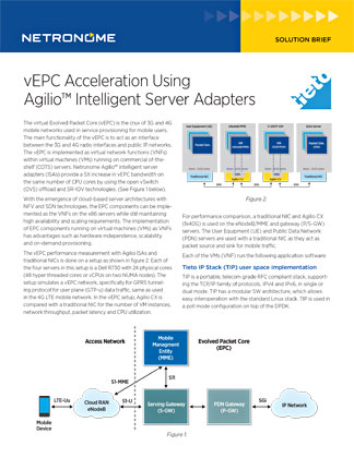 vEPC Acceleration Using Agilio SmartNICs