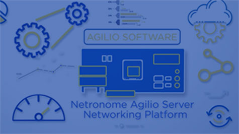 Netronome Agilio Intelligent Server Adapters Video